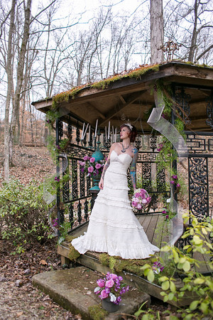 Steampunk Wedding Inspiration