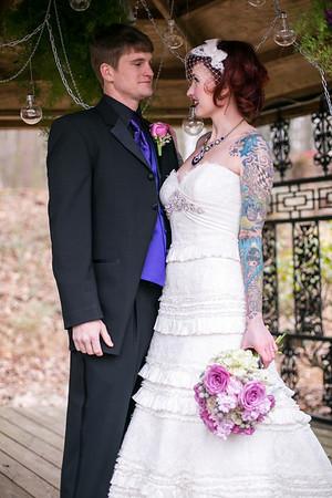 Steampunk Wedding Inspiration