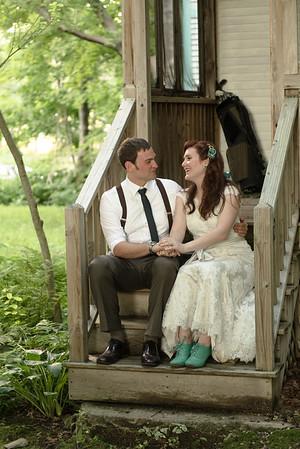 Bridget and Chris' Wedding