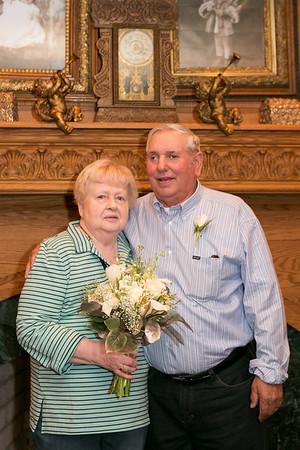 David + Joyce- 50th Anniversary