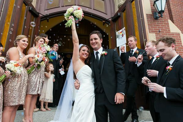 Liza and Joe's Wedding