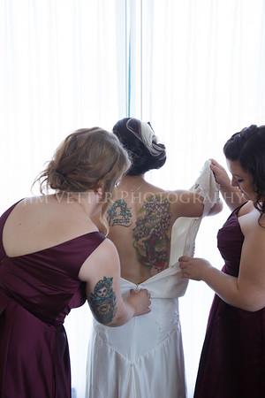 Tiffany & Luke's Wedding at Old Mint San Francisco