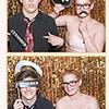 Crystalin & Tom Wedding Day Photo Booth
