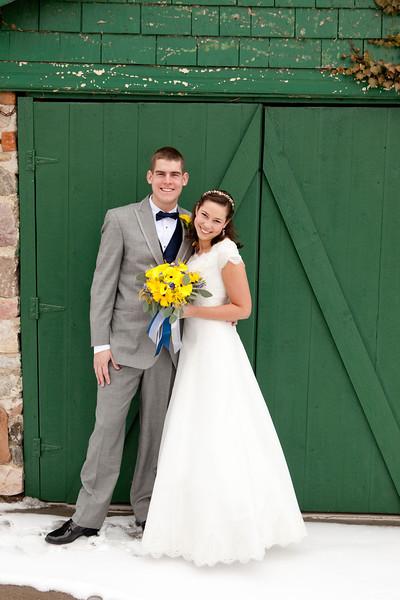 02-07-2014 Celeste and Aaron Wedding
