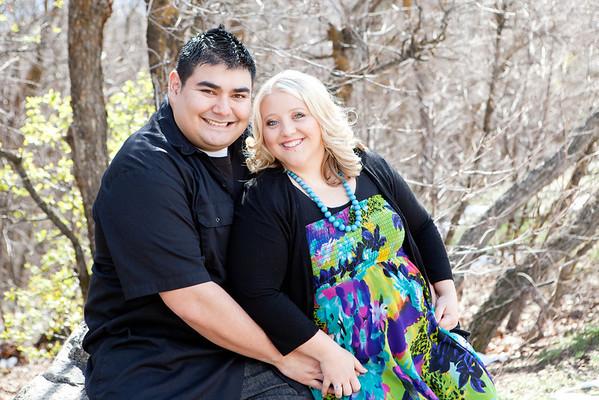 04-03-2014 Carlee and Dru Engagments