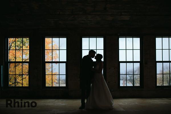 2014-10-31 Aaron & Tori Keyser