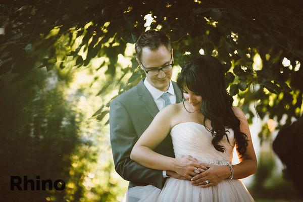 2014-9-27 Brittany & Dave Rademacher