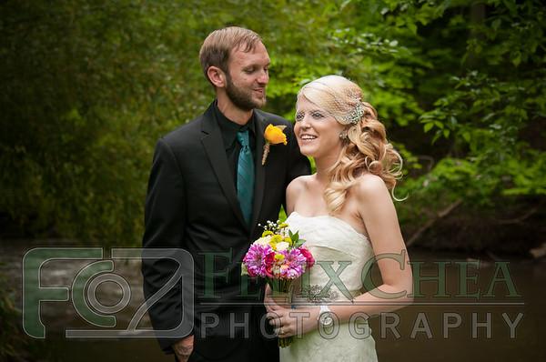 Christen and Alex Wedding
