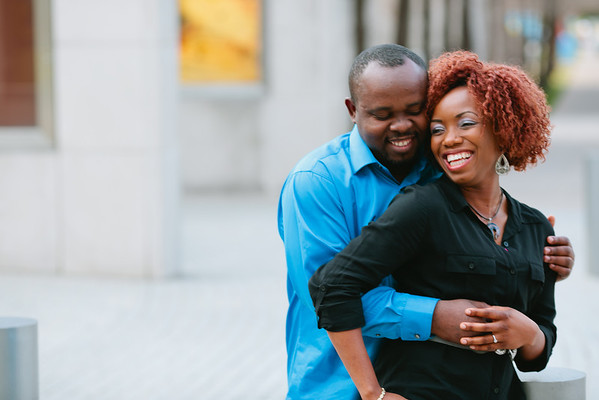 Adaeze Engagement Session