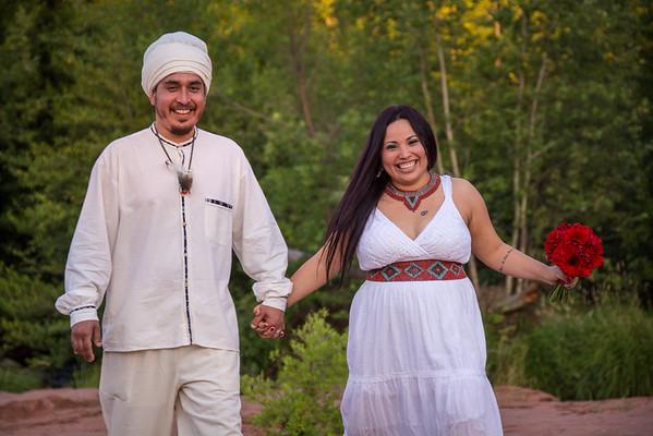 Angelica & Eric's Wedding