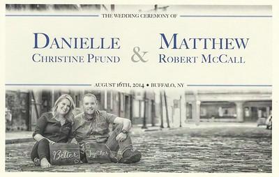 Matthew & Danielle McCall 1