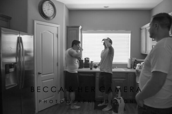 Megan + Richard | PreCeremony