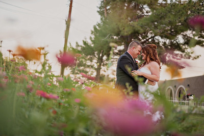 Monica + Shawn Wedding