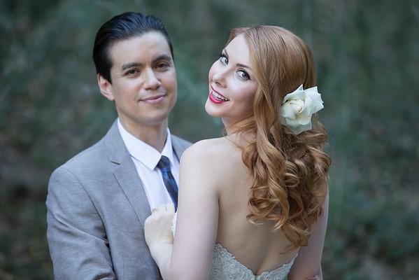 Wedding of Danielle & David