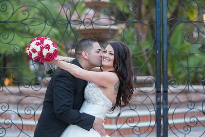 Tiffany & Vince Wedding Portraits