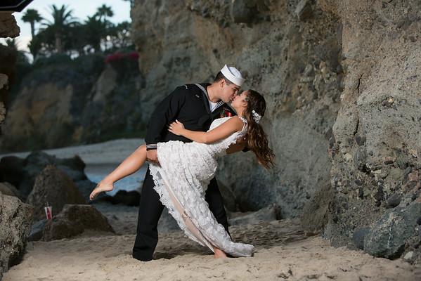Ashlee & AJ Engagement