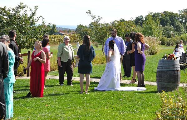 M&J Ceremony Reception Tug Hill  (207)