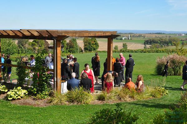 M&J Ceremony Reception Tug Hill  (149)
