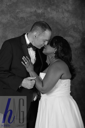 2015 Ron Bush and Loretta Davis say I do