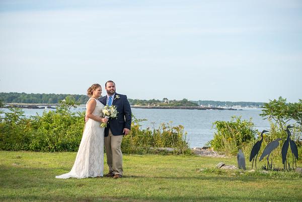 Allison and David's Wedding