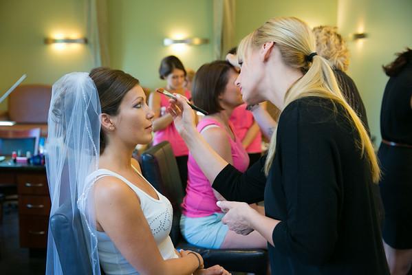 Ashley and Brad's Wedding 7-18-15