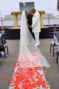 Jamaul & Malesha Diggs Wedding Nov 28, 2015