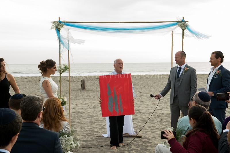 Mytal & Patrick Wedding on Stinson Beach