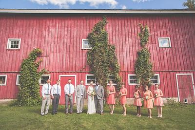 Hope Glen Farm Wedding