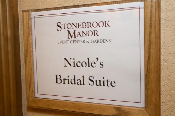 Nicole and Victor Wedding