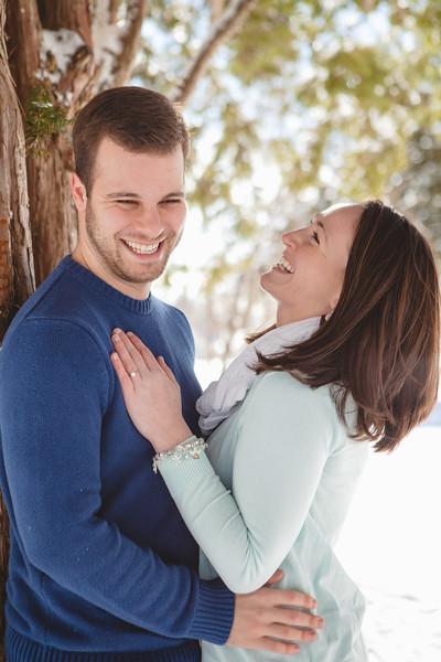 Andrew & Katie Engagement