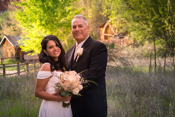Emily & Greg's Wedding