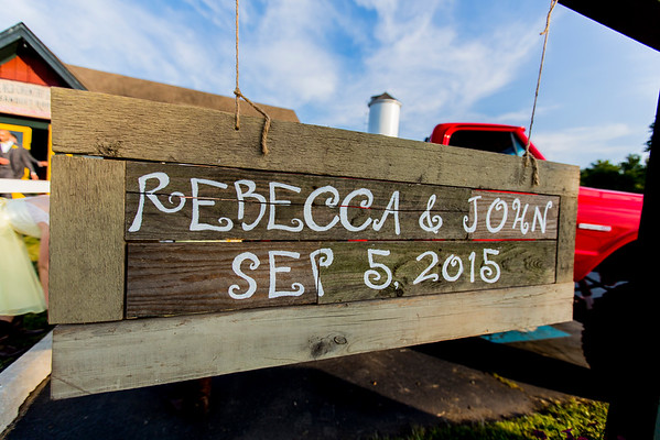 Barrington IL // Country Wedding // Rebecca&John