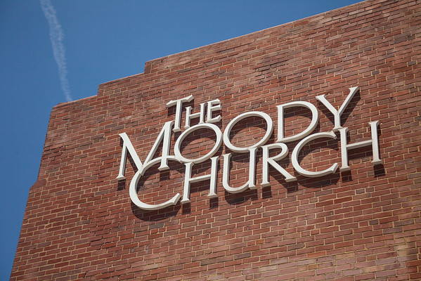 Chicago IL // Moody Church // Esther&Fitz