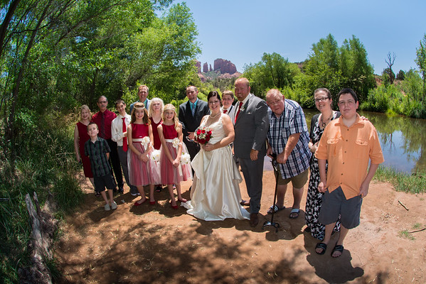 Corie & Kevin's Wedding
