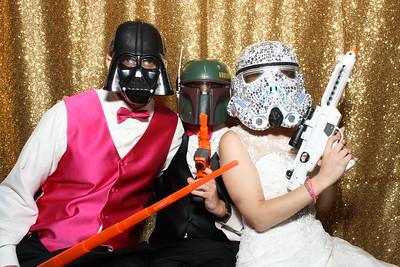 Karen & Marshall's Wedding