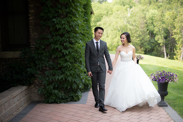 Christopher Luk 2015 - Karen and Scott's Wedding - Miller Lash House University Toronto Scarborough UTSC Outdoor Summer Ceremony Reception 016