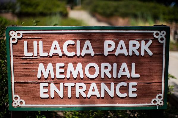 Lombard IL // Lilacia Park // Jacky&Emanuel Wedding