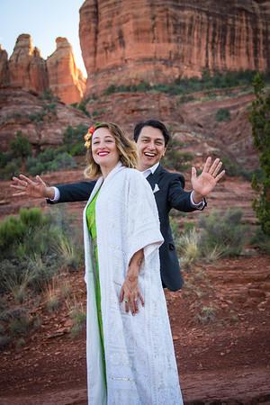 Erin & Ahmad