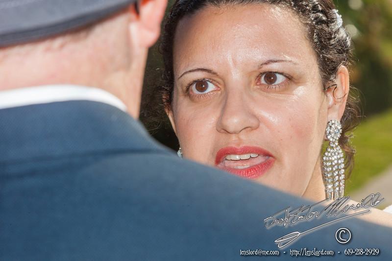 Ghada And Cameron Gary Wedding