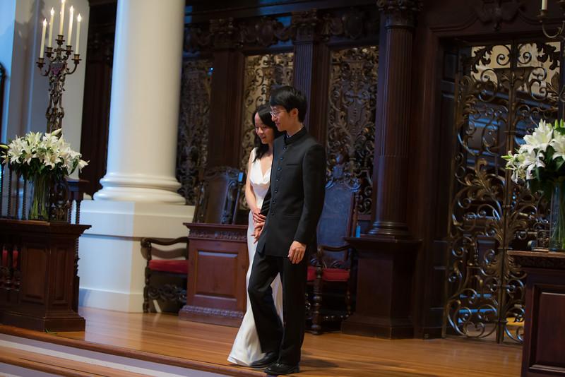 2015-05-31 Chenchen and Qihan Wedding Ceremony
