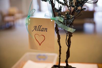 Amy & Allan