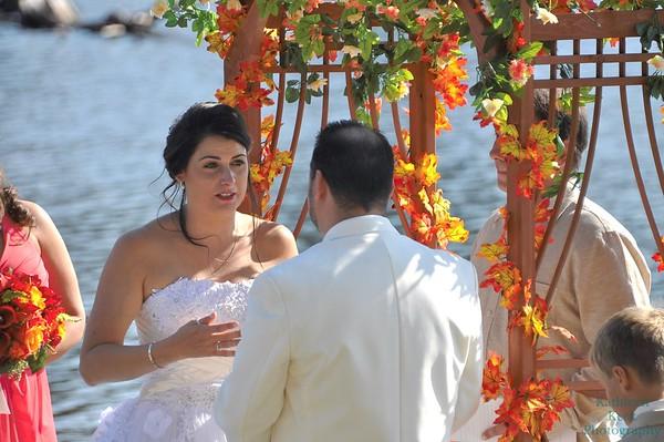 9-3-16 Nina & Tom Ceremony Part Two  (26)