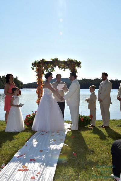 9-3-16 Nina & Tom Ceremony Part Two  (74)