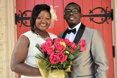 Ebony &  Kayode Wedding Aug 27, 2016