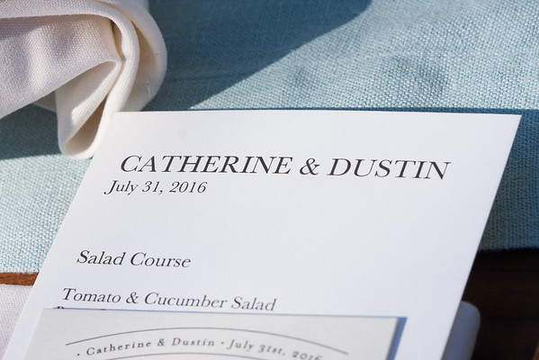 Catherine and Dustin