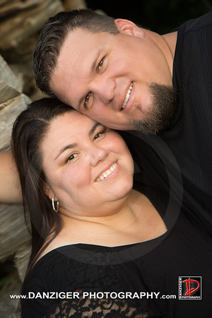 Jeryn Dobelbower and Eddie Fletcher engagement 7-16-16