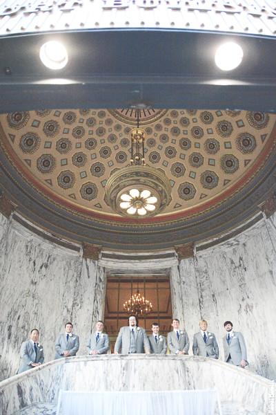 The Venetian Room Atlanta Wedding Photograph - Samantha + Austin - Six Hearts Photography_0110