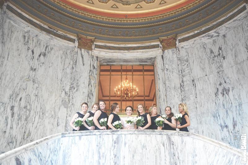 The Venetian Room Atlanta Wedding Photograph - Samantha + Austin - Six Hearts Photography_0249