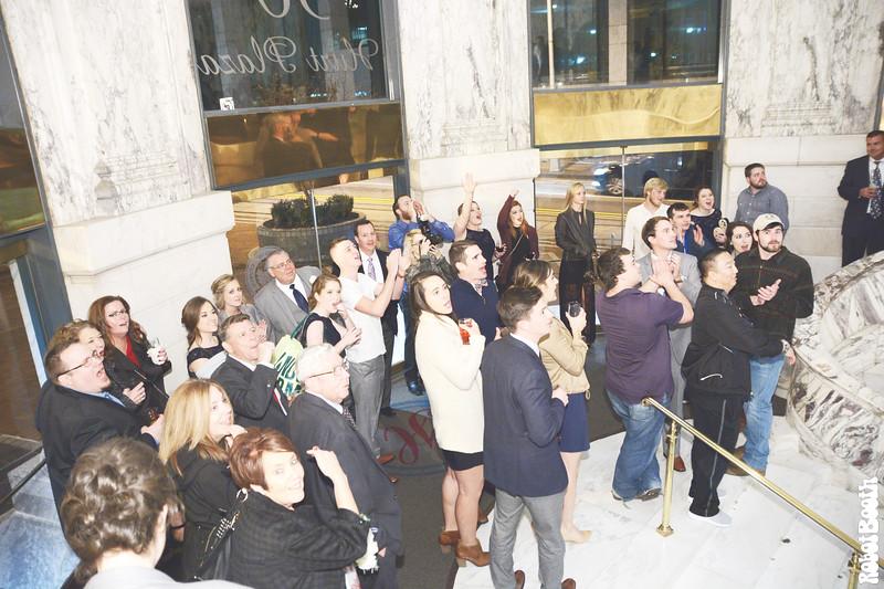 The Venetian Room Atlanta Wedding Photograph - Samantha + Austin - Six Hearts Photography_1022