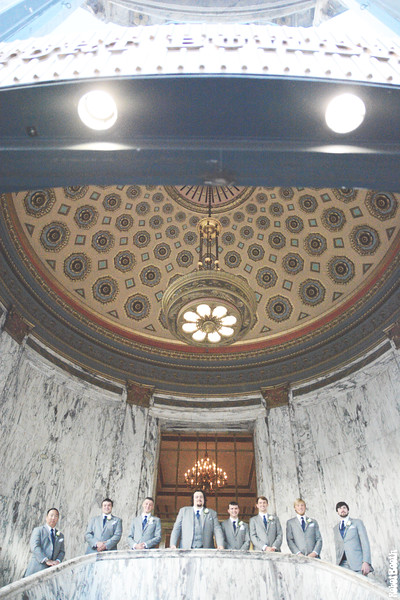 The Venetian Room Atlanta Wedding Photograph - Samantha + Austin - Six Hearts Photography_0112